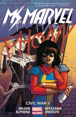 Ms. Marvel Volume 6