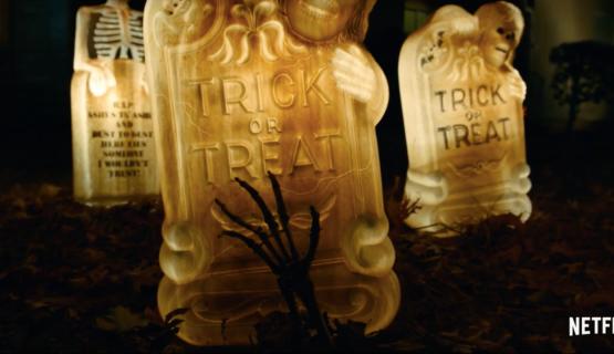 Halloween in Hawkins