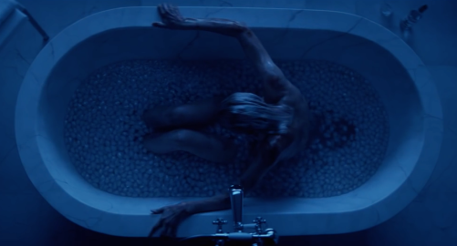Ice Bath Atomic Blonde