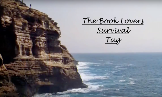 The Book Lovers Survival Tag