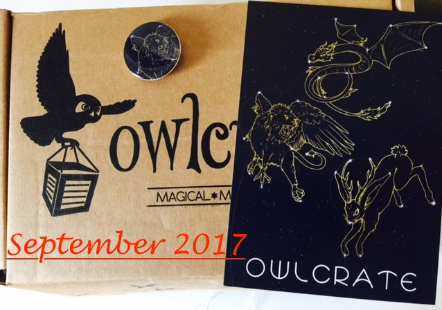 Owlcrate September
