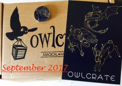 Owlcrate September