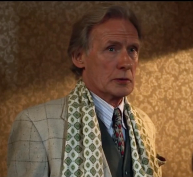 Bill Nighy as Ambrose