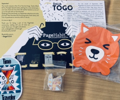 Page Habit goodies