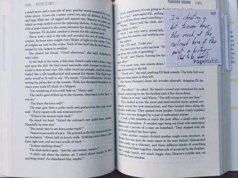 notes inside