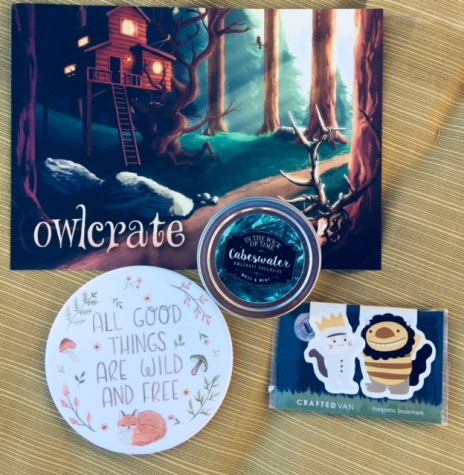 Owlcrate goodies