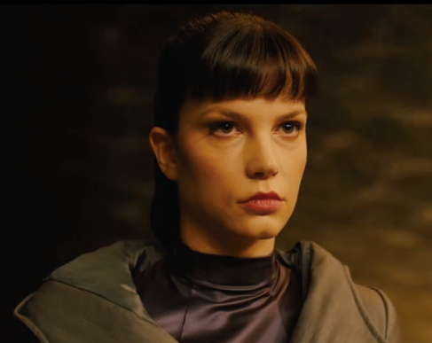 Sylvia Hoeks as Luv