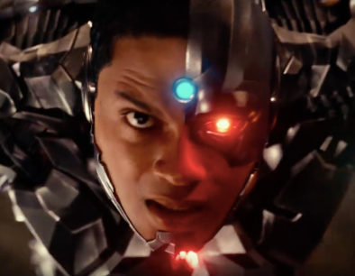 Cyborg Justice League