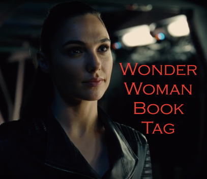 Wonder Woman Book Tag