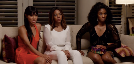 Jada Pinkett Smith, Regina Hall, Tiffany Haddish