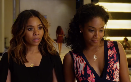 Regina Hall, Tiffany Haddish