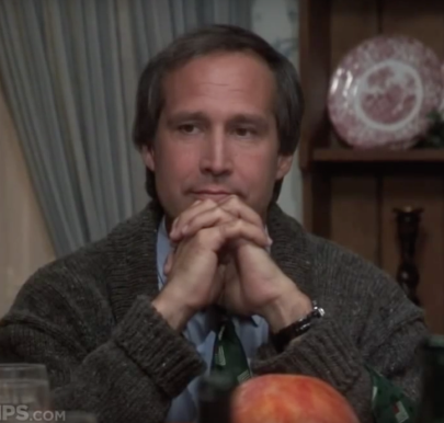 Clark Griswold Christmas Vacation