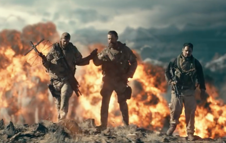 soldiers in 12 Strong
