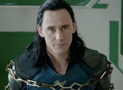 chained Loki
