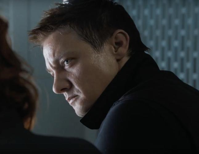 Hawkeye aka Clint Barton