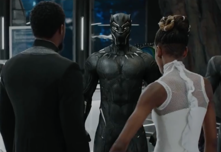 the panther and the royal siblings black panther