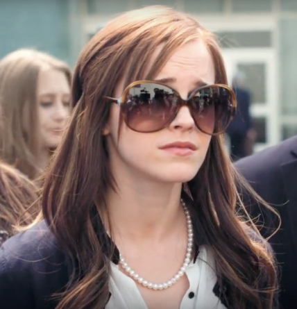 Emma Watson as Nicki in the Bling Ring