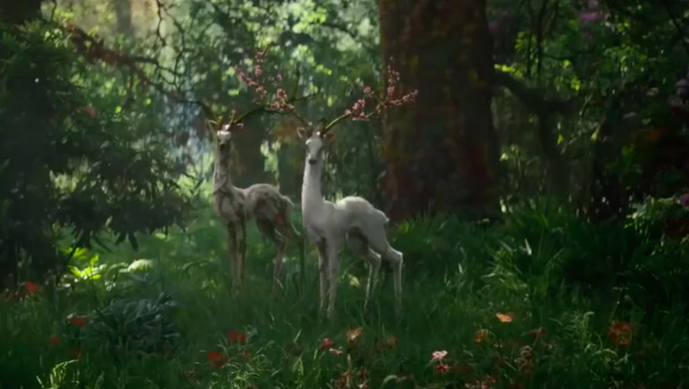 deer in annihilation