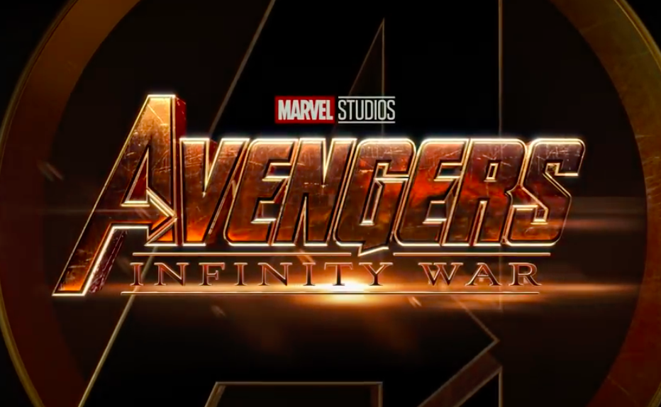 Infinity War Title Card