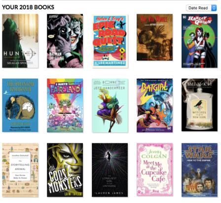 february books #1