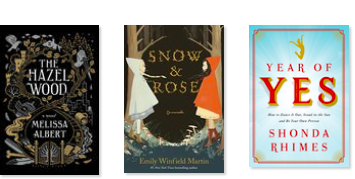 february books #2