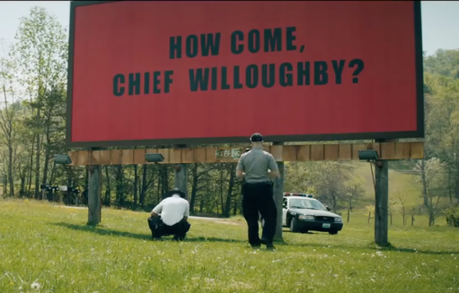 the third billboard