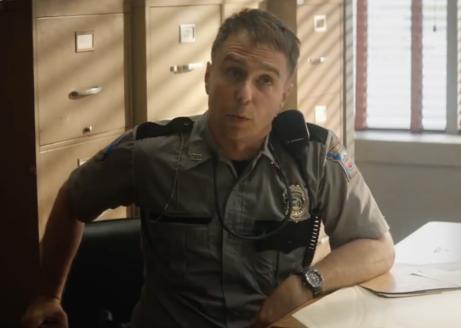 Sam Rockwell as Jason Dixon
