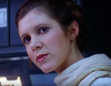 Hoth Leia
