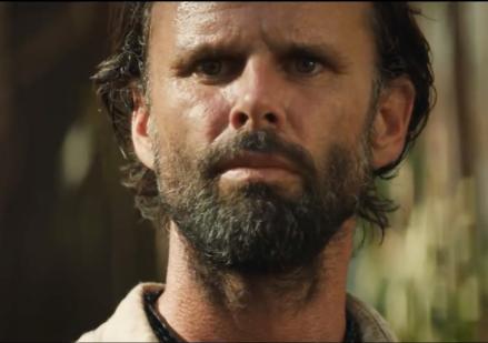 Walter Goggins in Tomb Raider