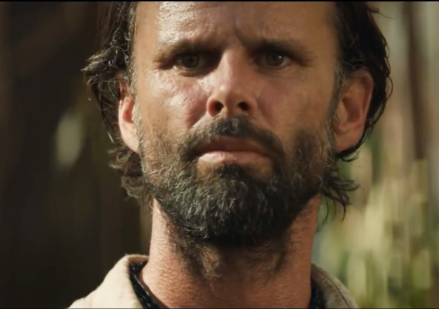 Walter Goggins in Tomb Raider