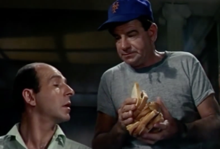 Walter Matthau new cheese or old meat