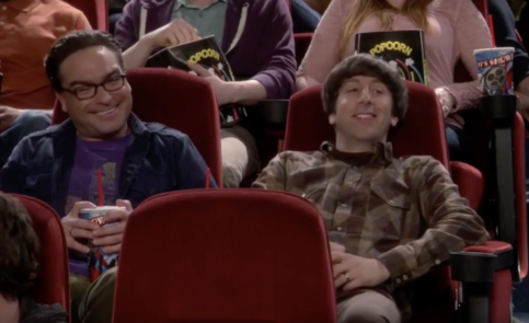 howard and leonard see suicide squad