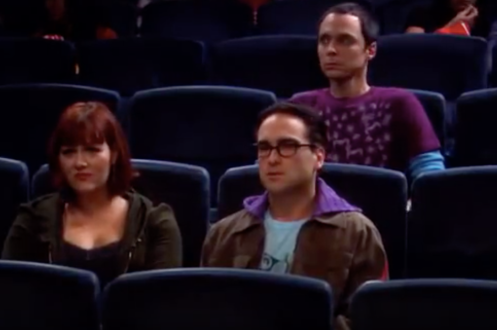 sheldon picking seats