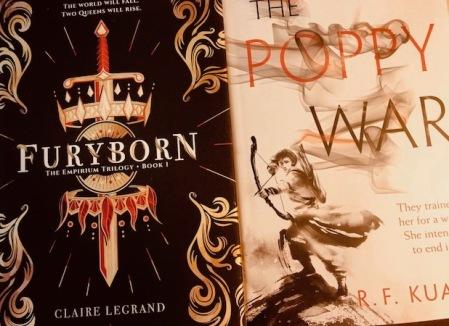 furyborn and the poppy war