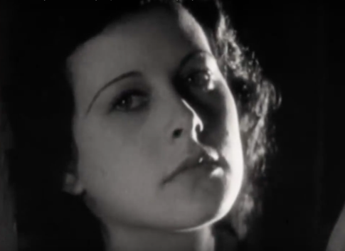 young hedy lamarr