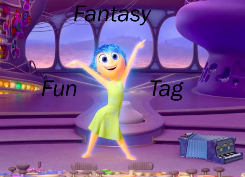 Joy and the Fantasy Fun Tag