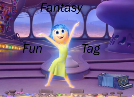 Joy and the Fantasy Fun Tag