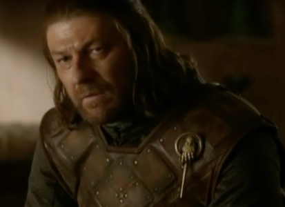 sean bean as Ned