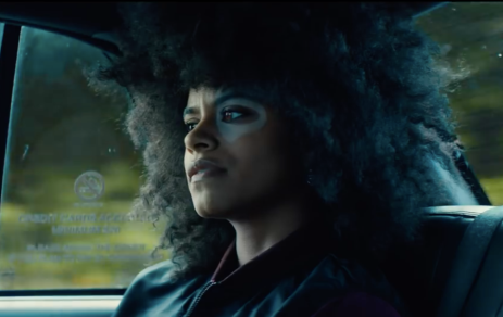 Zazie Beetz as Domino