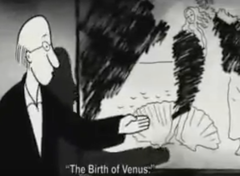 The Birth of Venus Persepolis