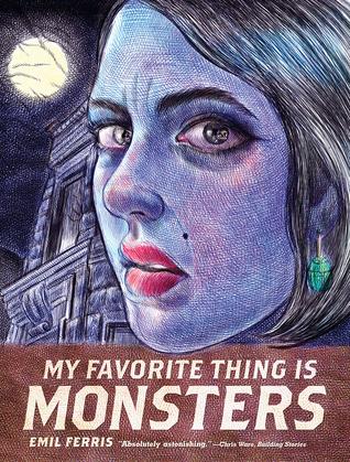 my favorite thing is monsters