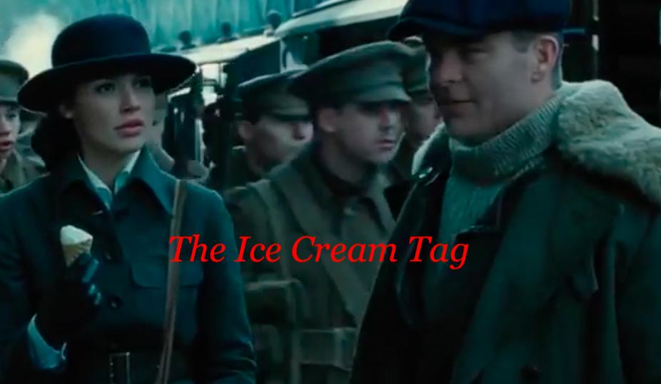 the ice cream book tag