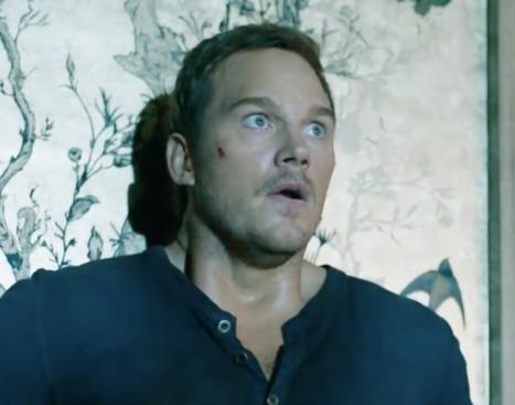 Chris Pratt as Owen