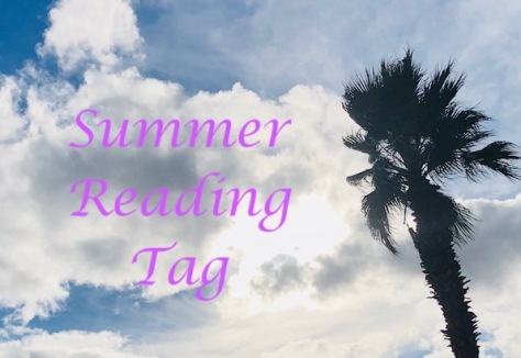 Summer Reading Tag