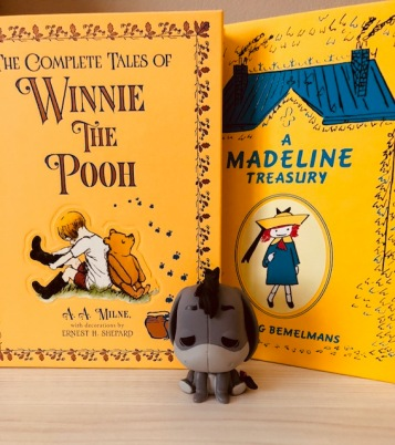 pooh and madeline