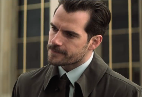 Henry Cavill in Fallout