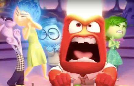 anger explodes