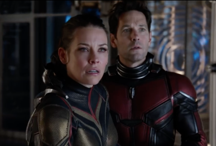 rudd and lilly in ant-man and the wasp