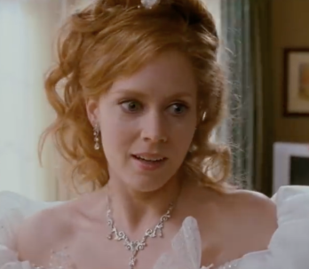 Princess Giselle from Enchanted