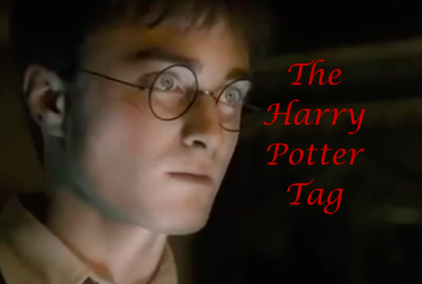 harry potter tag